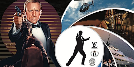 Pittsburgh's 9th Annual James Bond Soirée - MI-6 Rooftop Experience tickets