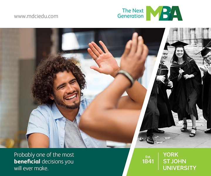 The MBA in Transformational Leadership Presentation image