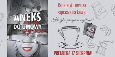 Aneks do umowy na życie - spotkanie przedpremierowe z Renatą Lewicką tickets