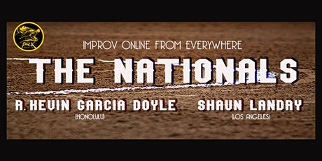 The Nationals Improv Comedy tickets