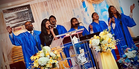 Montreal Tamil Zion Church of God - Sunday Worship Service tickets