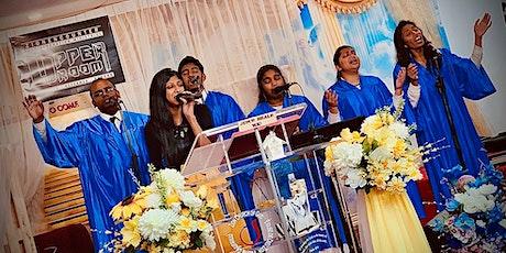 Montreal Tamil Zion Church of God - Sunday Worship Service billets