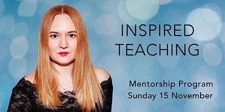 Inspired Teaching tickets