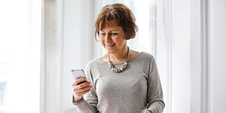 Messaging, Memes & Emojis - Lunch & Learn for over 50's tickets