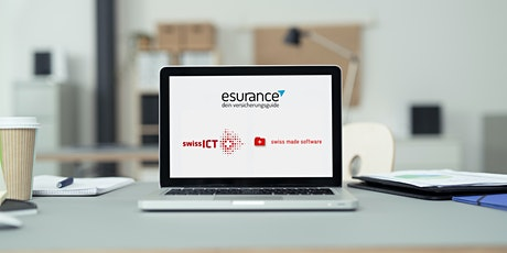 SwissICT and Trust Square: Esurance tickets