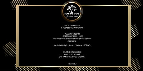 Fashion Event Fall Winter 20/21 biglietti