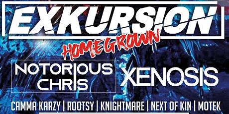 Exkursion - Ft. Notorious CHRIS & Xenosis tickets