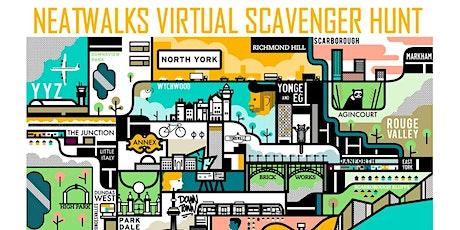 Exploring Toronto and Beyond! NEATwalks Virtual Scavenger Hunt tickets
