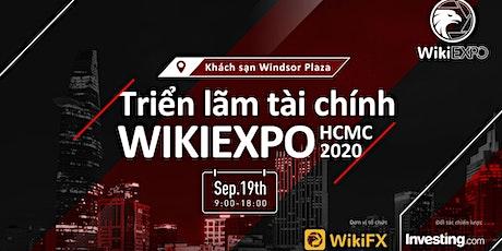 Triển lãm tài chính WikiEXPO Thành phố Hồ Chí Minh 2020 |WikiEXPO HCMC 2020 tickets