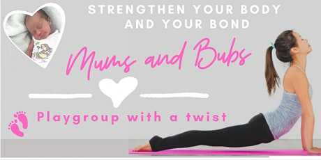Copy of Mums and Bubs -  Playgroup with a Twist tickets