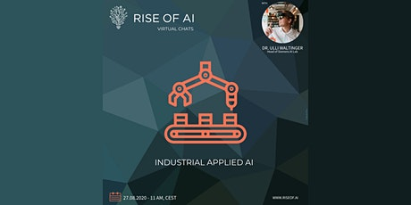Rise of AI Virtual Chat | Industrial applied AI tickets