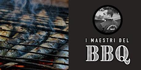 Corso BBQ Academy: Barbecue di pesce biglietti