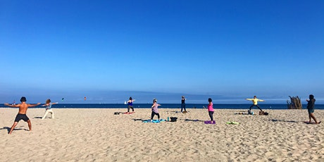 East Beach Yoga Sat/Sun10AM ✨Soundwave Sessions tickets