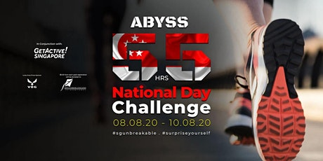 Abyss 55hrs National Day Challenge 2020 tickets