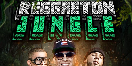 REGGAETON JUNGLE by DAY tickets