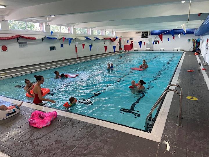 Book a Public Swim Session - April image