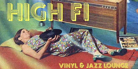 HiFi - Jazz Lounge experience - Brisbane Volume 2 tickets