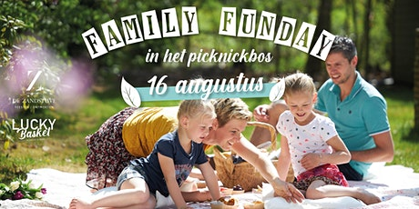 Z | Family Funday in het picknickbos tickets