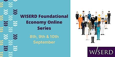 WISERD Foundational Economy Online Series 2020 tickets