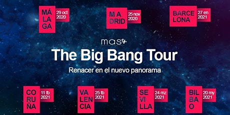 Big Bang Tour Madrid: Renacer en el nuevo panorama entradas