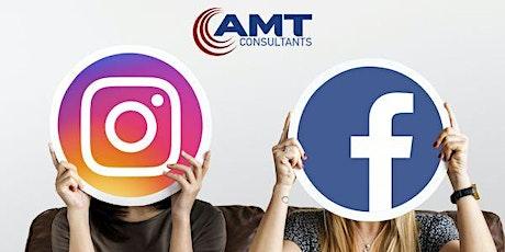 Αξιοποιειστε στο μεγιστο τα facebook & instagram για την επιχειρηση σας tickets