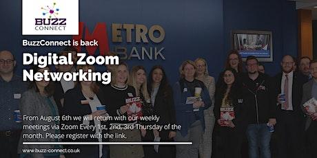 Newbury BuzzConnect Zoom Networking tickets