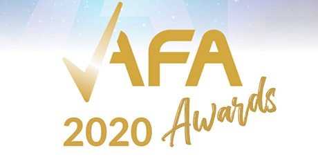 AFA Online Awards Ceremony tickets