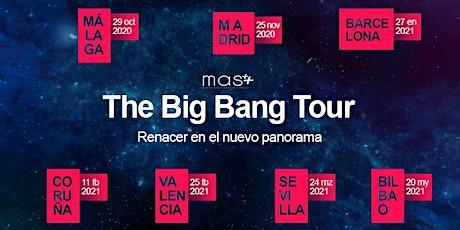 Big Bang Tour Barcelona: Renacer en el nuevo panorama entradas