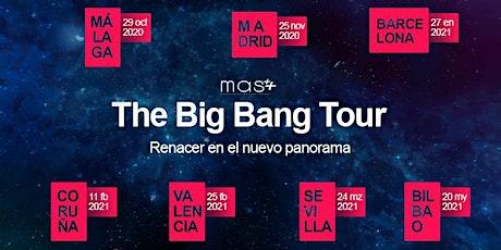 Big Bang Tour A Coruña: Renacer en el nuevo panorama entradas