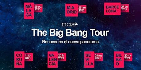 Big Bang Tour Valencia: Renacer en el nuevo panorama tickets