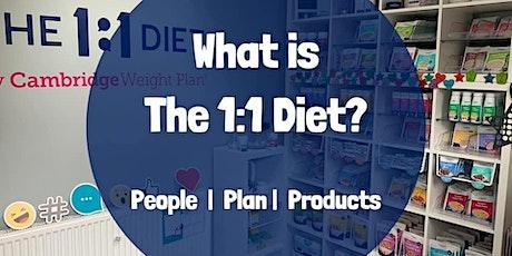 The 1:1 Diet Plan tickets