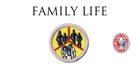 Family Life Merit Badge Online (Eagle Required) tickets