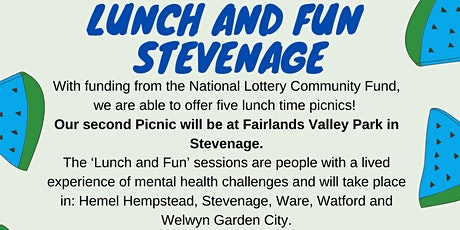 Lunch & Fun - Stevenage tickets