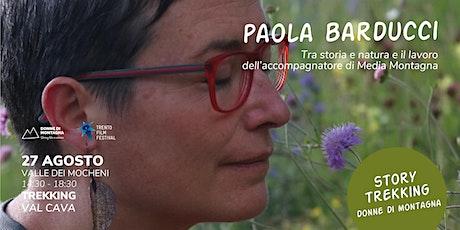 Story Trekking - Paola Barducci biglietti