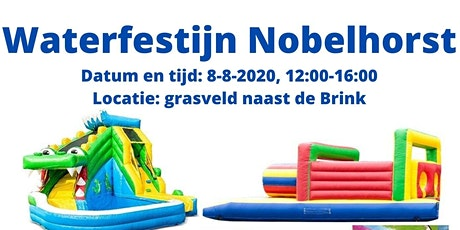 Waterfestijn Nobelhorst tickets