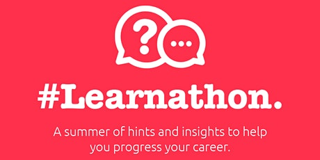 HR Careers Session - #Learnathon tickets
