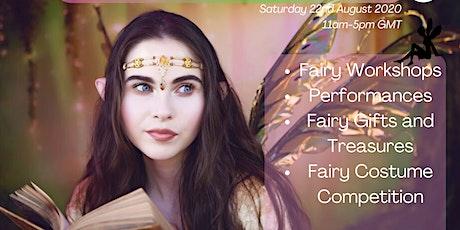 Believe in Magic Virtual Fairy Festival 2020 tickets