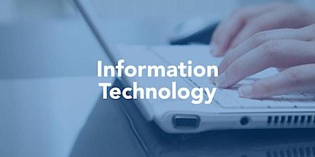 OPEN DAY – Incontro AZIENDA Alta Formazione Informatica per l'industria 4.0 biglietti