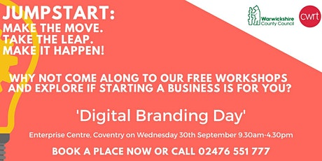 FREE Digital Branding and Social Media Day tickets