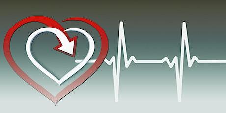 Webinar: Selbstheilungskräfte mit Herzratenvariabilität & Vagus aktivieren Tickets