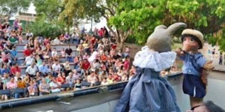 Títeres La Matatena: La varita mágica entradas