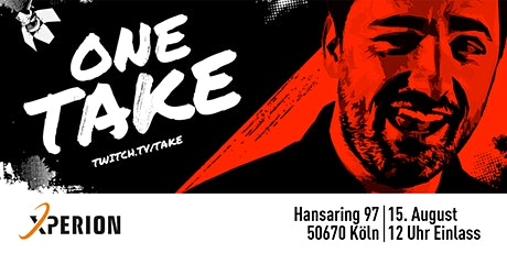 OneTaKe Community Show Tickets