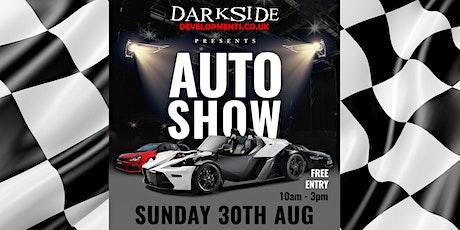 Darkside Developments Auto Show tickets