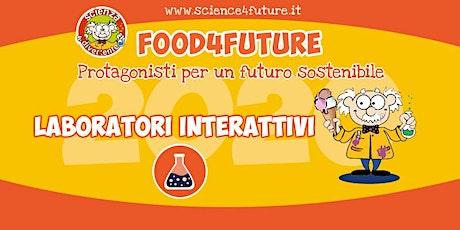 Laboratorio Food4Future - Biblioteca Aldo Fabrizi biglietti