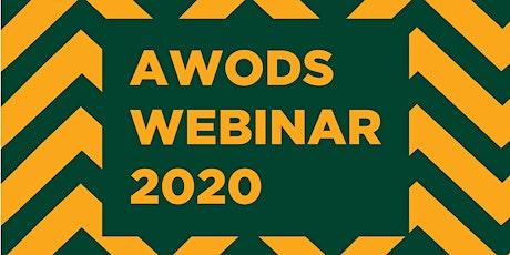 FREE EDUCATION@AWODS WEBINAR tickets