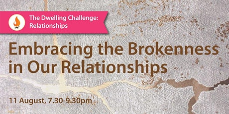 Embracing the Brokenness in Our Relationships tickets