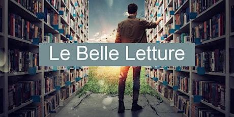 Le Belle Letture | Riolunato | Teatri del Cimone biglietti