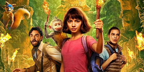 Cycle-In Cinema Presents...Dora and the Lost City of Gold (PG) tickets