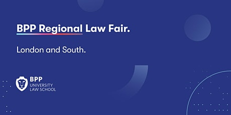 BPP Regional Law Fair (London and South) tickets