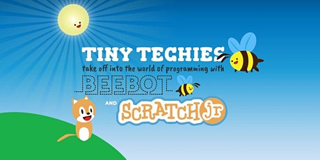 Tiny Techies 1: Take Off with Beebot and Friends, [Ages 5-6] @ Orchard tickets